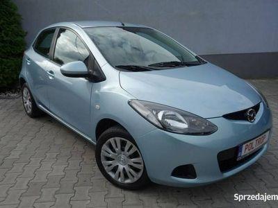 używany Mazda 2 III 1,4D Klima Opłacony Bezwypadkowy Niski Przebieg VIP Gwarancja