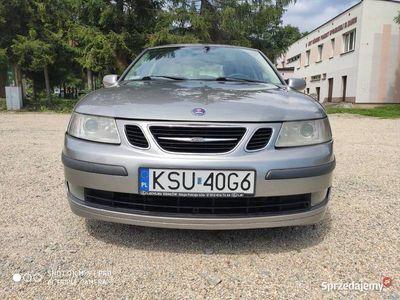używany Saab 9-3 2006 LPG 150 KM polski salon