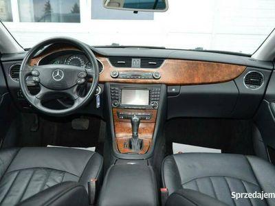 używany Mercedes CLS320 3dm 224KM 2007r. 275km