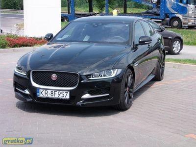 używany Jaguar XE 2.0 Diesel (180 KM) R-SPORT MY16 Demo