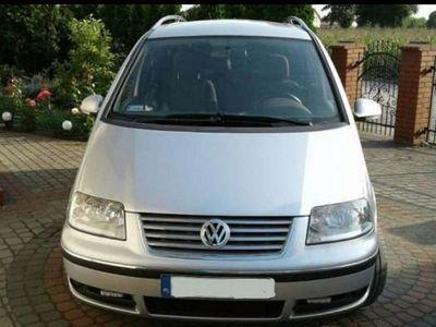 używany VW Sharan 2dm 140KM 2007r. 274 500km