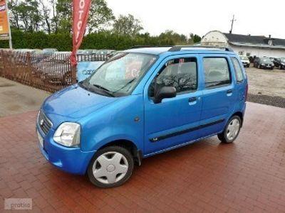 używany Suzuki Wagon R II 1.3 Benzyna 76KM Klimatyzacja