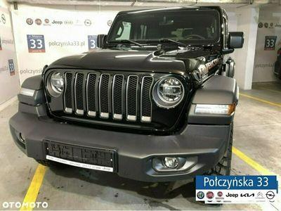 używany Jeep Wrangler 2dm 272KM 2021r. 6km