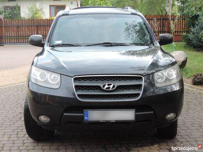 używany Hyundai Santa Fe II 2.2 CRDi Executive, VAT23%
