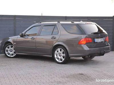używany Saab 9-5 2dm 150KM 2005r. 311 372km