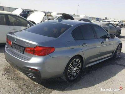 używany BMW 530 530 Seria 5 F100 i 3.0 268 KM automat 2017 F10 (2009-2017)