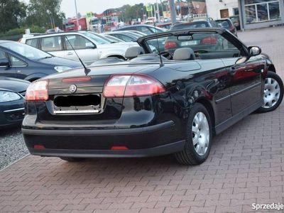 używany Saab 9-3 Cabriolet II 2.0 16V Turbo Skóra CLIMAtronic
