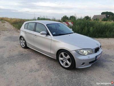 używany BMW 120 d 163km seria 1 *navi*logic7*skóra