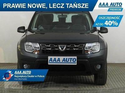używany Dacia Duster I Salon Polska, 1. Właściciel, Serwis ASO, GAZ, Klima,