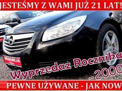 używany Opel Insignia Navigacja Bardzo zadbana
