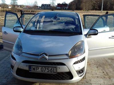 gebraucht Citroën C4 Picasso C4PICASSO A