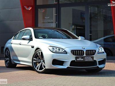 używany BMW M6 GranCoupe Bezwypadkowy I właściciel FV23%