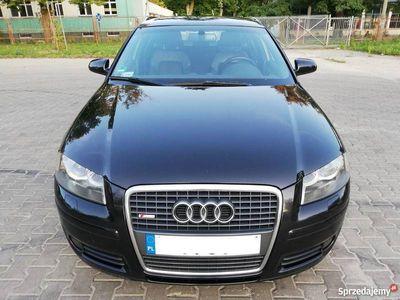 używany Audi A3 Sportback 8p 2.0TDI 140KM (bez DPF) SLINE, BOSE