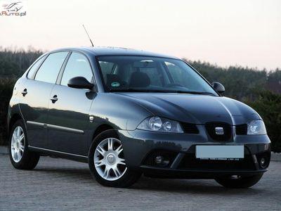 gebraucht Seat Ibiza IV 105KM Klimatronik Alu Niemcy