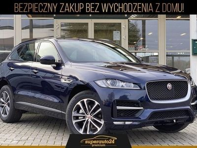używany Jaguar F-Pace 2.0 i4P AWD (250KM) | R-SPORT + Panorama + Connected Pro