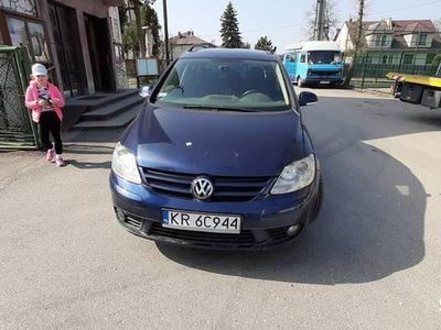 używany VW Golf Plus