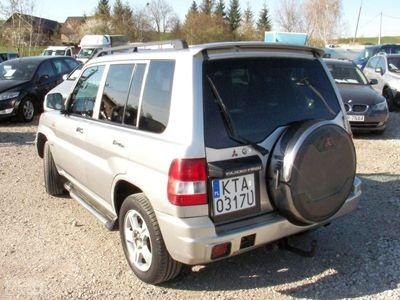 used Mitsubishi Pajero III PININ z gazem sekwencyjnym klimatyzacja
