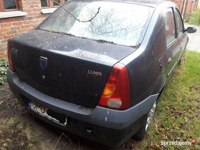 używany Dacia Logan 2005 1.4 MPI w całości lub na części