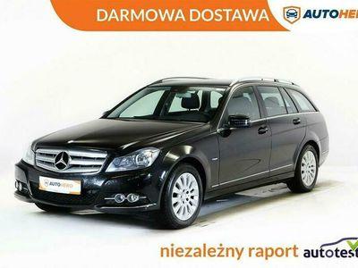 używany Mercedes C180 DARMOWA DOSTAWA, 1 Włąściciel, Serwis ASO, Półskóra, Avantgarde W204 (2007-2014)