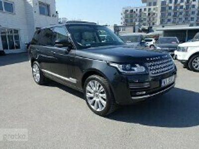 używany Land Rover Range Rover 5dm 510KM 2014r. 99 000km