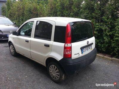 używany Fiat Panda II Van 1.1l 54KM 2008 z homologacją