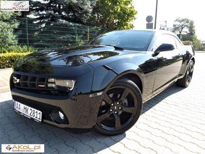 używany Chevrolet Camaro 3.6dm3 305KM 2010r. 106 000km RS Super stan z Niemiec Serwisowany Gwarancja