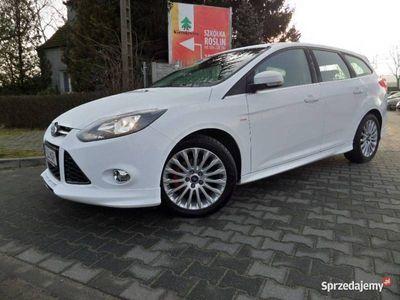 używany Ford Focus 1dm 125KM 2014r. 99 300km