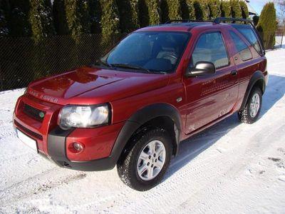 używany Land Rover Freelander FREELANDER LIFT 2.0 TDILIFT 2.0 TDI