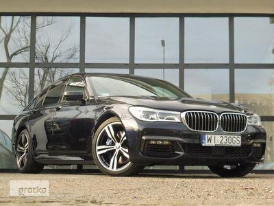 używany BMW 750 SERIA 73.0d ! 400 KM ! xDrive ! Steptronic ! Z polskiego salonu ! Faktu, Warszawa