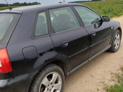 używany Audi A3 1.8 Benzyna