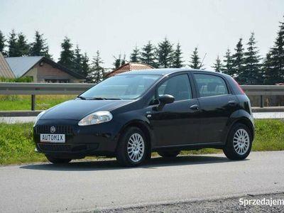 używany Fiat Grande Punto 1.4 Benzyna klimatyzacja radio centralny zamek pie