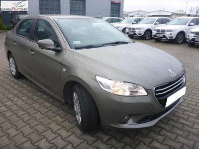 używany Peugeot 301 301 1.6dm3 115KM 2015r. 57 508km1.6 VTi Active FV 23%, Gwarancja !