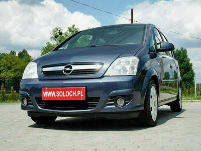 używany Opel Meriva 1.7dm 101KM 2008r. 245 000km