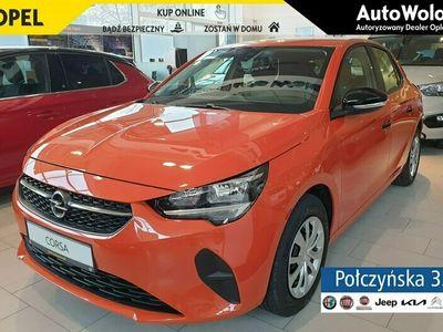 używany Opel Corsa 1.2dm 100KM 2021r. 3km