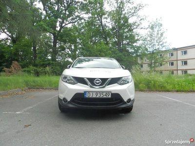 używany Nissan Qashqai 1.5dm 115KM 2017r. 22 400km