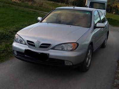 używany Nissan Primera 1.8 benz-gaz