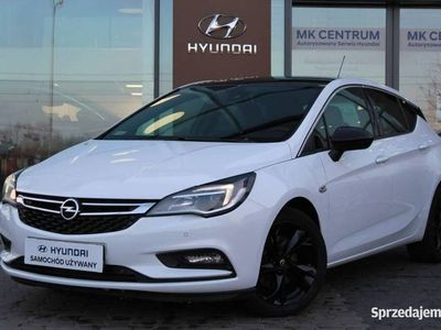 używany Opel Astra 1.6T 200KM Dynamic JEDYNA TAKA Od Dealera Kamera Salon Polska FV23% V (2015-)