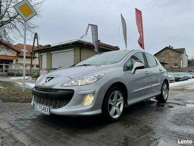 używany Peugeot 308 1.6dm 109KM 2009r. 246 507km