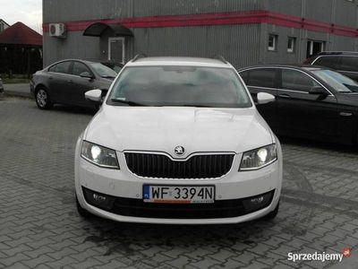 używany Skoda Octavia III 2,0 TDI(150 KM) Style Xenon Salon PL F-Vat, Warszawa