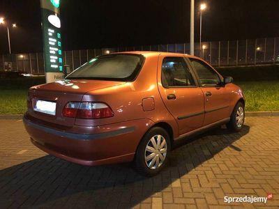 używany Fiat Albea 1.2 Benzyzna