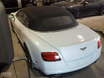 używany Bentley Continental Continental II [GT]GTC V8 4.0 benz. 500KM autom. AWD cabrio 2014