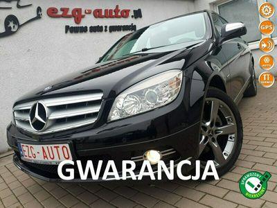 używany Mercedes C200 184 KM Avantgarde zadbany wyposażenie Gwarancja W204 (2007-2014)