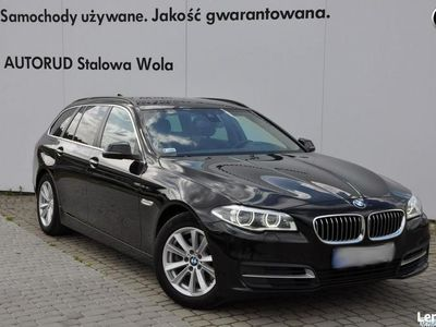 używany BMW 520 F11 2.0d 190KM Steptronic LED Serwis ASO Stan BDB F10 (2009-2017)