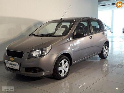 gebraucht Chevrolet Aveo 1.2dm3 85KM 2011r. 73 900km I właściciel, salon Polska