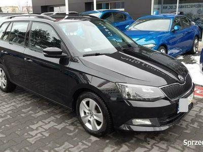 używany Skoda Fabia III samochód krajowy serwisowany faktura VAT I właściciel Style