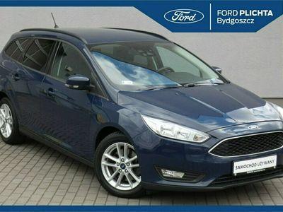 używany Ford Focus 2dm 150KM 2017r. 124 898km