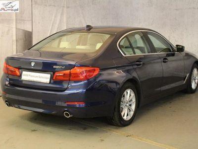 używany BMW 520 seria 5 2dm3 190KM 2017r. 43 533km D 190KM | Czujniki! | Navi!