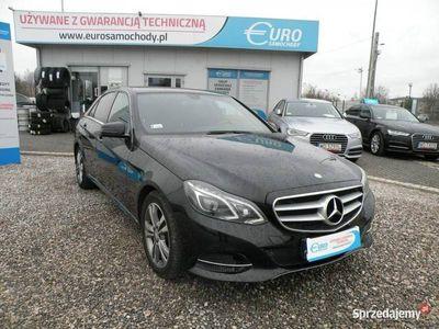 używany Mercedes E220 W212 2.2 170KM