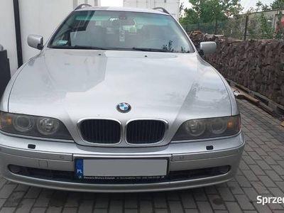 używany BMW 525 Seria 5 e39 d cr Lift Unikat Uczciwy Egzemplarz