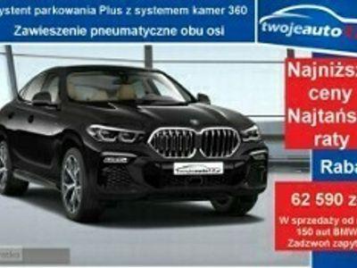 używany BMW X6 30d xDrive, Pakiet sportowy M, Pakiet Business Class, Innowacji+Lasery G06 (2019-)